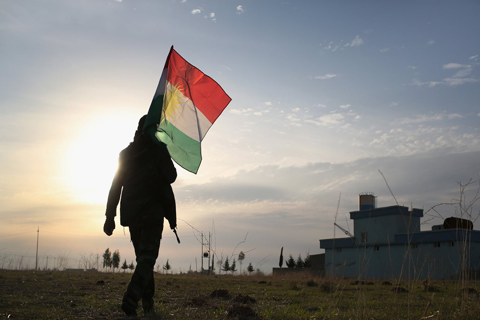 It Is Time To Stand Up For The Kurdish People