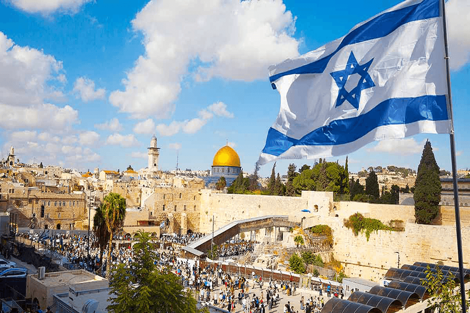 Sign White House Petition to Recognize Undivided Jerusalem as the Capital of Israel.