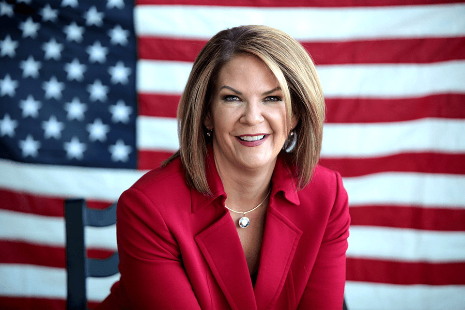 Timothy Benton Supports Dr. Kelli Ward