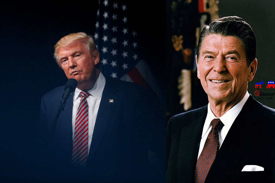 Could Trump Be The New Reagan? Part 1