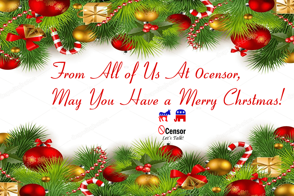 Merry Christmas From 0censor!