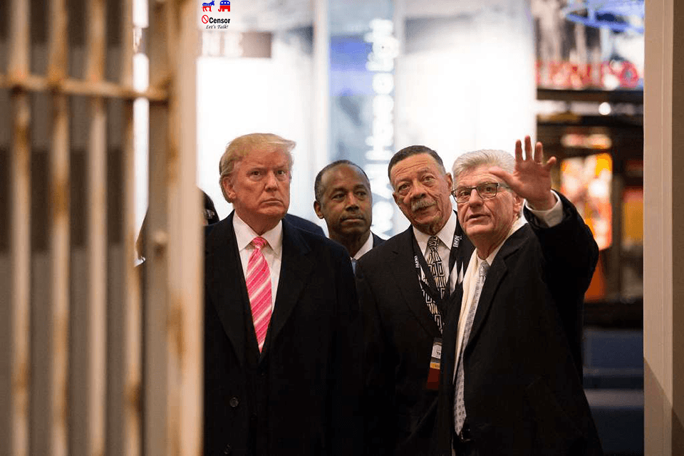 Trump Visit To Civil Rights Museum Rejected by Black Leadership