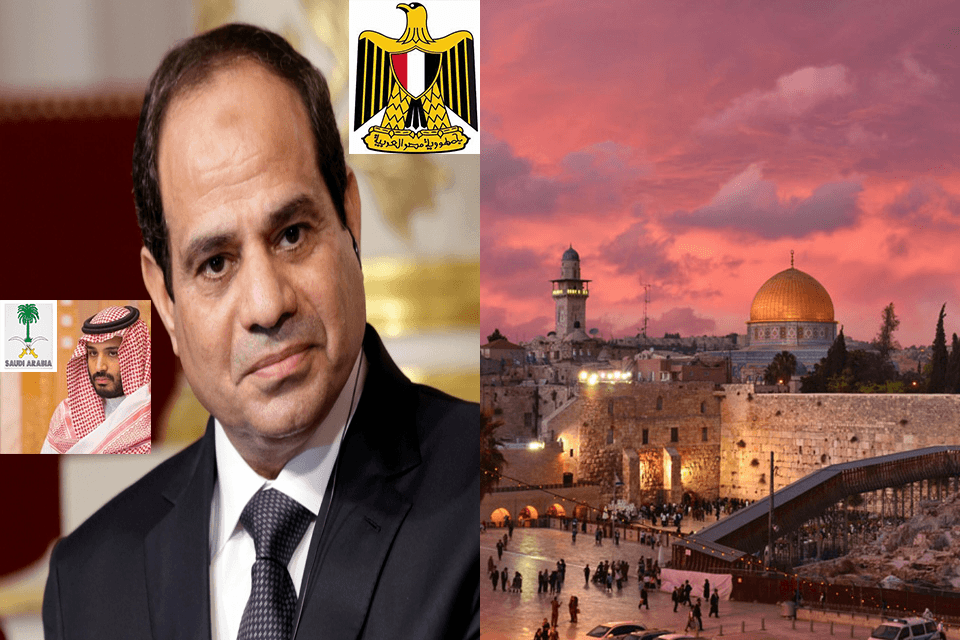 Egypt is Quietly Backing Trumps Jerusalem Policy