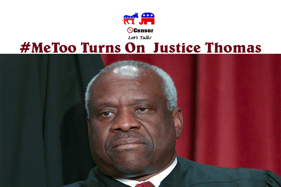 #MeToo, Turns On Justice Thomas
