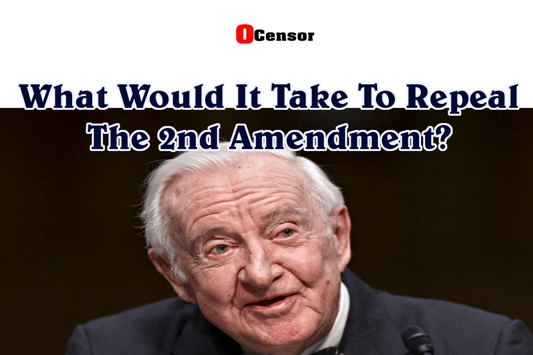 What Would It Take To Repeal The 2nd Amendment