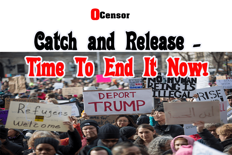 Catch And Release – Time To End It Now.
