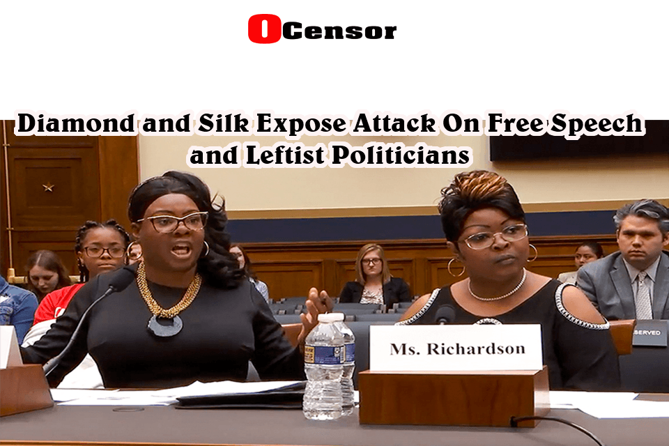 Diamond and Silk Expose Attack On Free Speech and Leftist Politicians