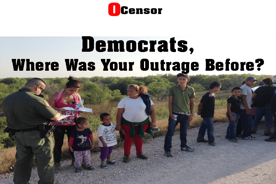Democrats, Where Was Your Outrage Before?