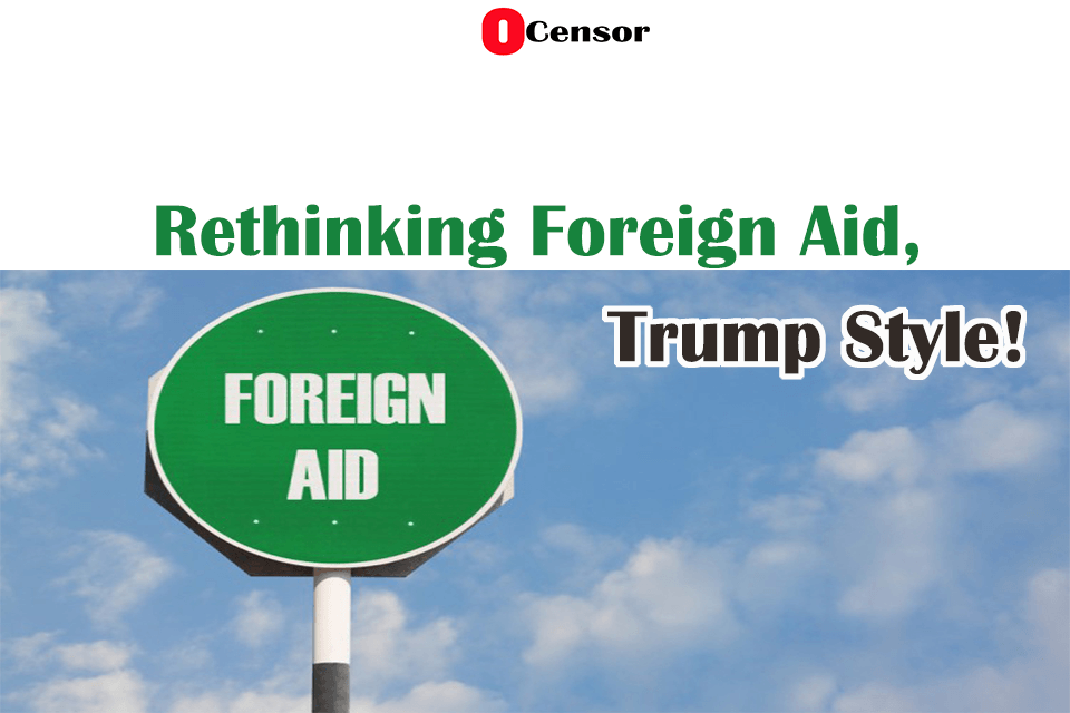Rethinking Foreign Aid, Trump Style