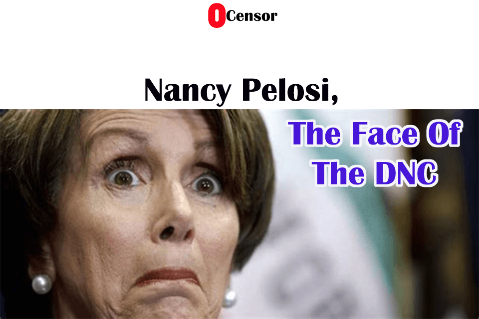 Nancy Pelosi, The Face Of The DNC