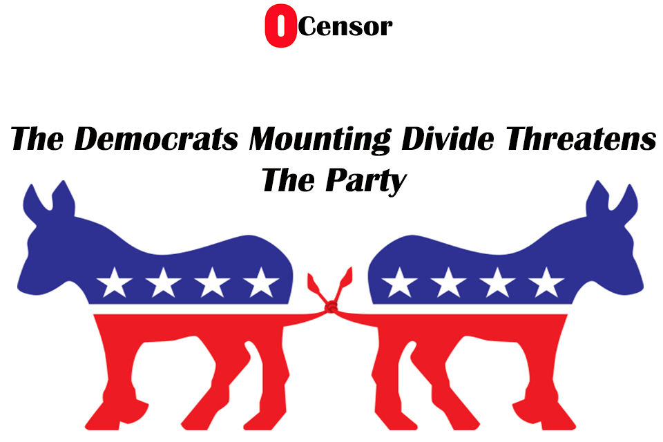 The Democrats Mounting Divide Threatens The Party
