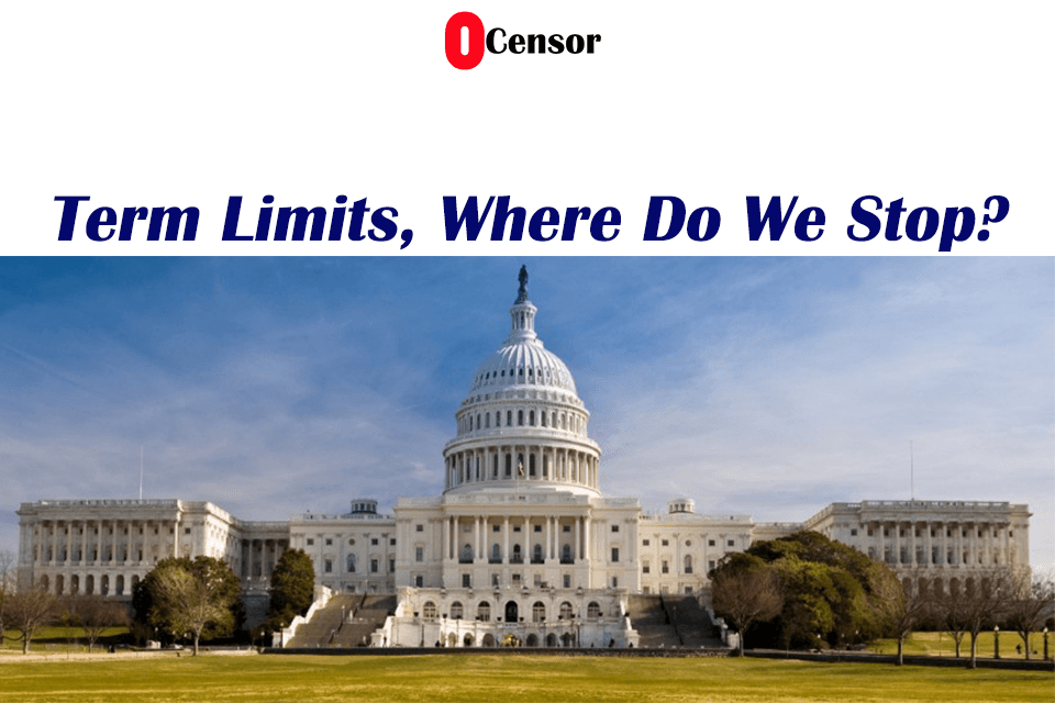 Term Limits, Where Do We Stop?