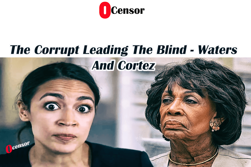 The Corrupt Leading The Blind, Waters And Cortez