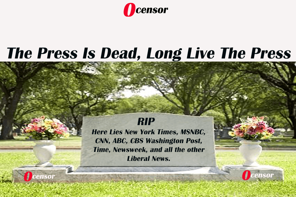 The Press Is Dead, Long Live The Press