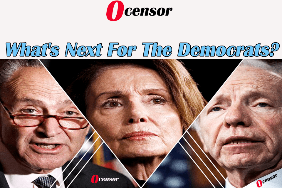What's Next For The Democrats?