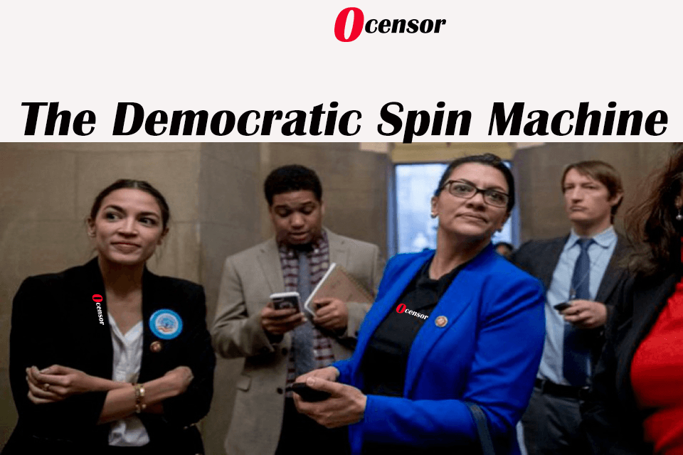 The Democratic Spin Machine