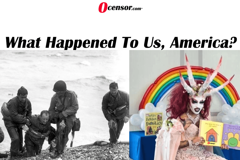 What Happened To US, America?
