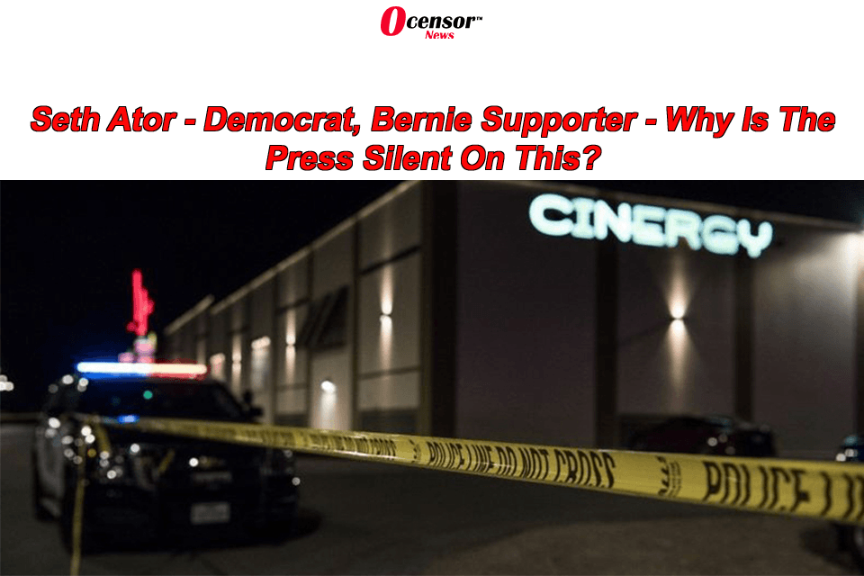 Seth Ator, Democrat, Bernie Supporter – Why Is The Press Silent On This?