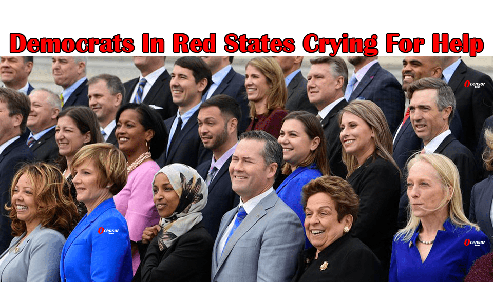 Democrats In Red States Crying For Help
