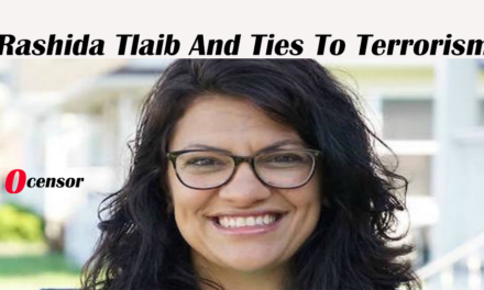 Rashida Tlaib And Ties To Terrorism