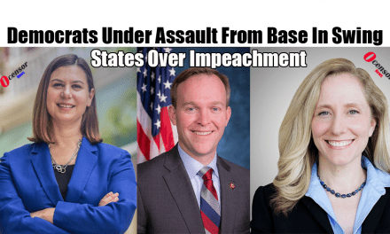 Democrats Under Assault From Base In Swing States Over Impeachment