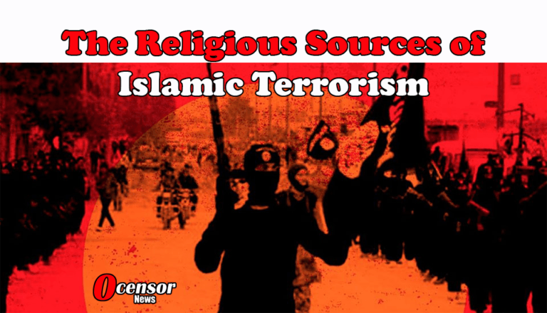 Islamic terror and the Religious writings that support it