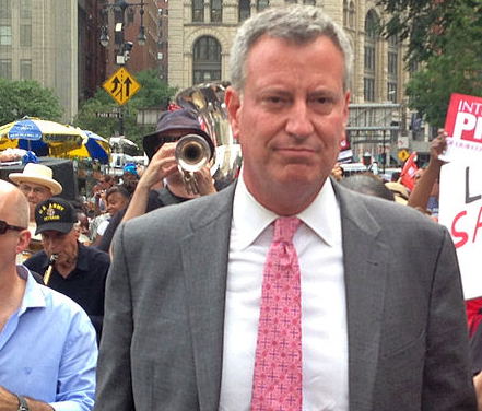 FLASHBACK To March 3: Bill De Blasio Asks New Yorkers To Ignore Coronavirus And Get On With Their Lives