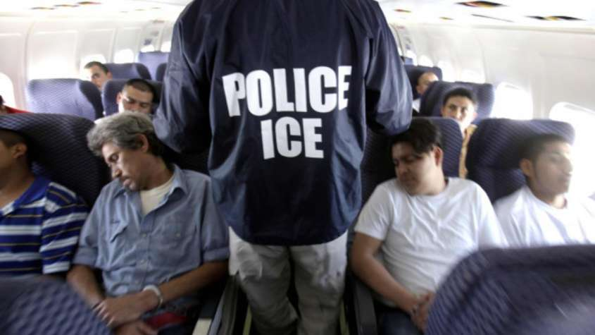 Guatemala's Ban On US Arrivals Not Stopping ICE Deportation Flights