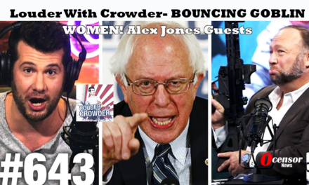 BOUNCING GOBLIN WOMEN! Alex Jones Guests