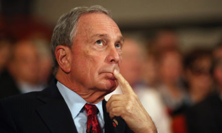 Pro-Trump Super PAC Files FEC Complaint Alleging Bloomberg's $18 Million DNC Donation Was Illegal