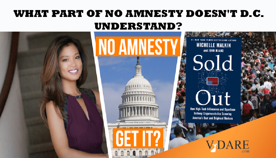 What part of NO AMNESTY doesn't D.C. understand?