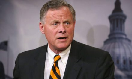 DOJ Is Probing Sen Richard Burr's Stock Trades