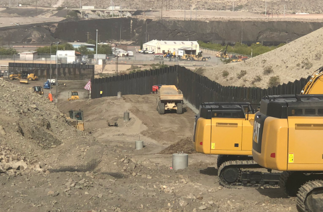 Trump Administration Doles Out $175 Million Contract For Border Wall Construction