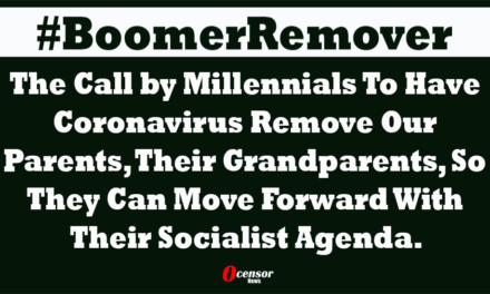 #BoomerRemover – Millennial's  Call On Coronavirus To Kill Grandparents