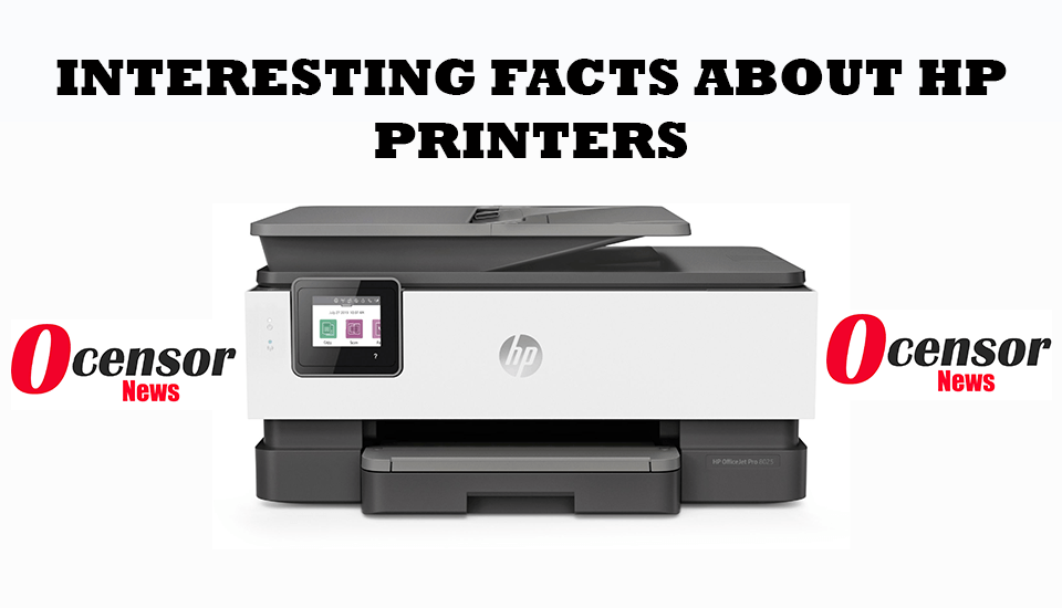 Interesting Facts About HP Printers
