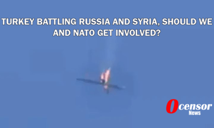 Turkey Battling Russia And Syria, Should We And NATO get Involved?