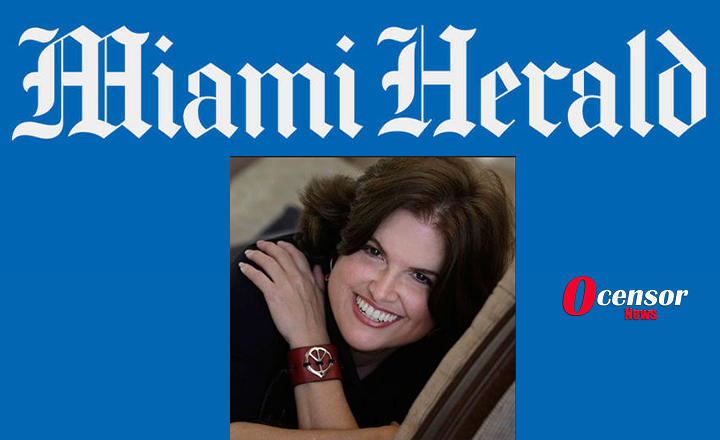 Miami Liberal Columnist, Fabiola Santiago, Encourages Trump Supporters To Go To Beach To Kill Them Off