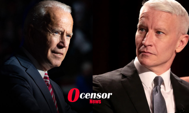 CNN's Anderson Cooper attack by Reid For Refusing To cover Biden Rape Story