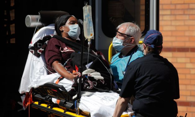 Don't Racialize the Pandemic