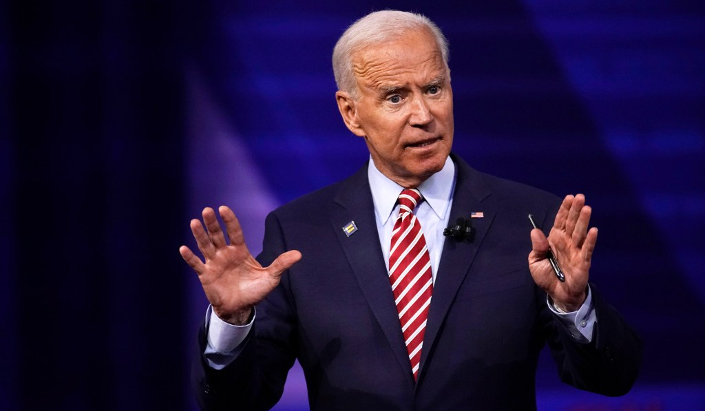 Biden Stumbles Through Televised Interview on Coronavirus Response: 'You Know, There's — During World War II, You Know, Where Roosevelt Came Up With A Thing'