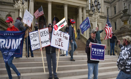 People Are Starting To Protest Despotic Democrat Leaders In Mass