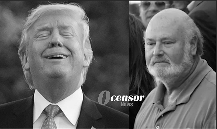 Rob Reiner calls For Bush And Obama To Step In And Remove Trump