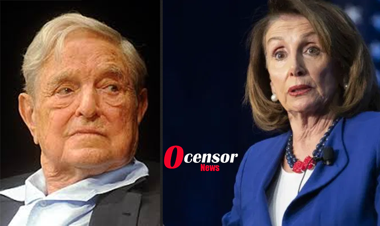 Soros And Pelosi Collude To control Social Media