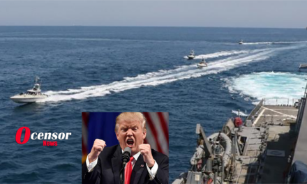"Trump Orders Navy, ""Destroy Any Iranian Ship that Harasses you!"""